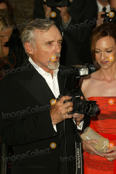 Dennis Hopper, Victoria Duffy Photo - Dennis Hopper and Victoria Duffy at the 2005 Vanity Fair Oscar Party, Mortons, West Hollywood, CA 02-28-05