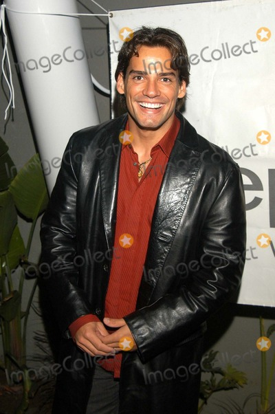 Cristian De La Fuente Photo - Cristian de la Fuente at the 2002 STEP UP Women's Network Holiday Party, White Lotus, Hollywood, CA 12-06-02