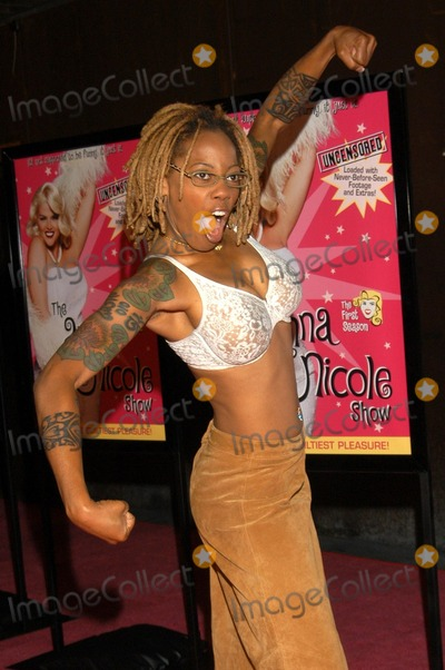 "Debra Wilson Photo - Debra Wilson at ""The Anna Nicole Show: Season One""  DVD Launch, Ivar, Hollywood, Calif., 10-30-03"