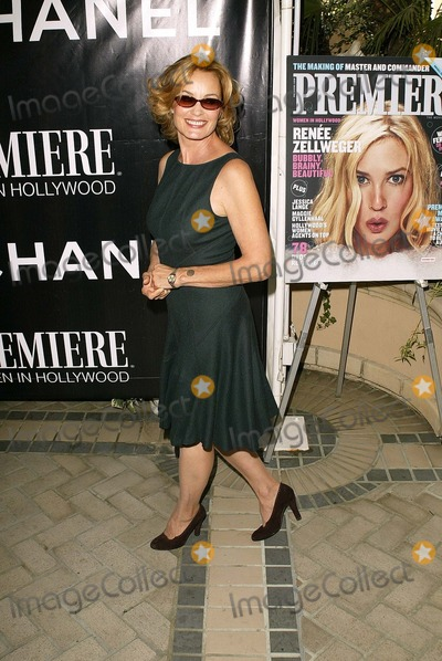 Jessica Lange, Four Seasons, Jessica Lang Photo - Jessica Lange at the 10th Annual Premiere Women in Hollywood Luncheon, Four Seasons Hotel, Los Angeles, CA 10-23-03