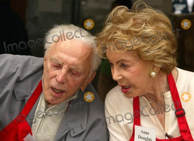Kirk Douglas, Anne Douglas, Skid Row Photo - Kirk Douglas and Anne Douglas