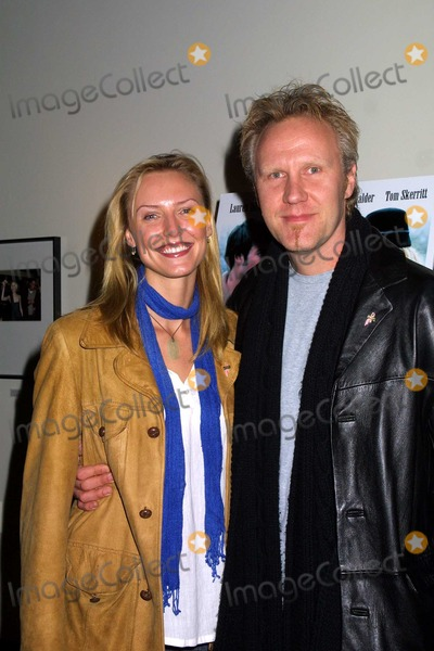 "Claire Smith Photo - Claire Smith and Christopher Nelson at the premiere of ""Changing Hearts"" at the ArcLight Theaters, Hollywood, CA 11-04-03"