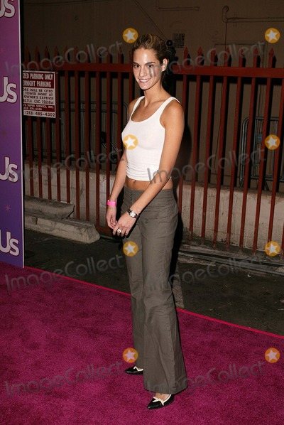 Kelly Kruger, The Used Photo - Kelly Kruger at the US Weekly Hot Young Hollywood Party, Spider Club, Hollywood, CA 09-17-04