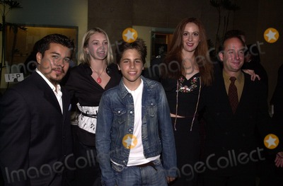 Jacob Vargas, Jamie Strange, Pablo Santos, Rebecca Creskoff, Golden Eagle, Eagles Photo - Jacob Vargas, Jamie Strange, Pablo Santos, Rebecca Creskoff and Julio Mechoso at the 32nd Anniversary 2002 Nosotros Golden Eagle Awards, Beverly Hilton Hotel, Beverly Hills, CA 07-26-02