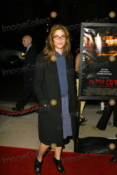 "Amanda Peet Photo - Amanda Peet at the premiere of ""In The Cut"" at the Academy of Motion Picture Arts and Sciences, Beverly Hills, CA 10-16-03"