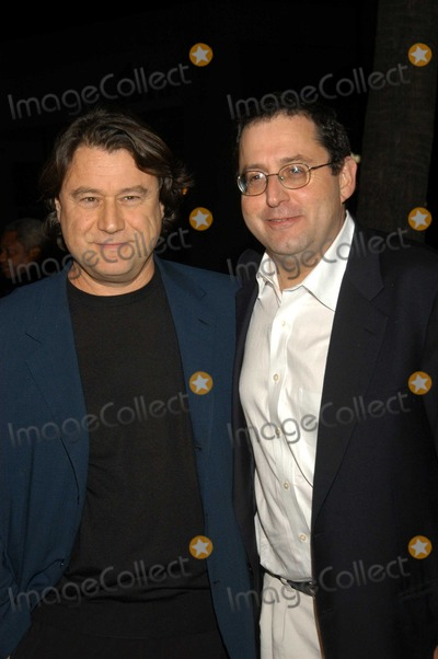 "Robert Lantos, Michael Barker Photo - Robert Lantos and Michael Barker at Los Angeles Premiere of ""The Statement"", The Academy of Motion Picture Arts and Sciences, Beverly Hills, Calif., 12-09-03"