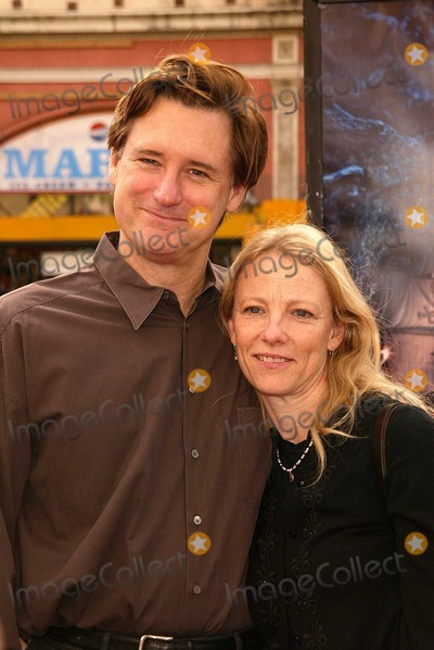 "Bill Pullman Photo - Bill Pullman and wife Tamara at the premiere of Universal's ""Peter Pan"" at the Chinese Theater, Hollywood, CA 12-13-03"
