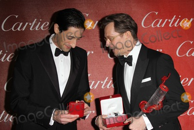 Adrien Brody, Gary Oldman, Gary. Oldman Photo - Adrien Brody and Gary Oldman
