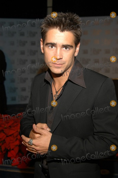 Colin Farrell Photo - Colin Farrell at the 2003 Golden Globe Awards Nominations, Beverly Hilton Hotel, Beverly Hills, CA 12-19-02