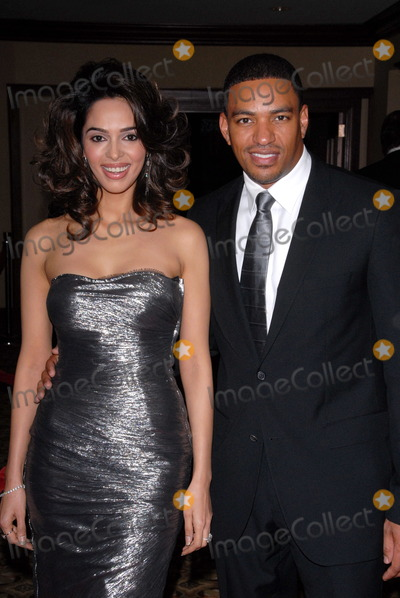 Laz Alonso, Mallika Sherawat Photo - Mallika Sherawat and Laz Alonso
