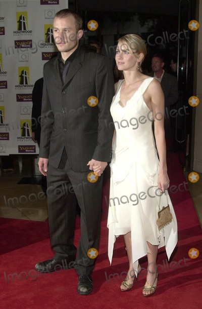 Heath Ledger, Naomi Watts Photo - Heath Ledger and Naomi Watts at the Holllywood Film Festival's Gala Ceremony and Hollywood Movie Awards arrivals, Beverly Hilton, Beverly Hills, CA 10-07-02