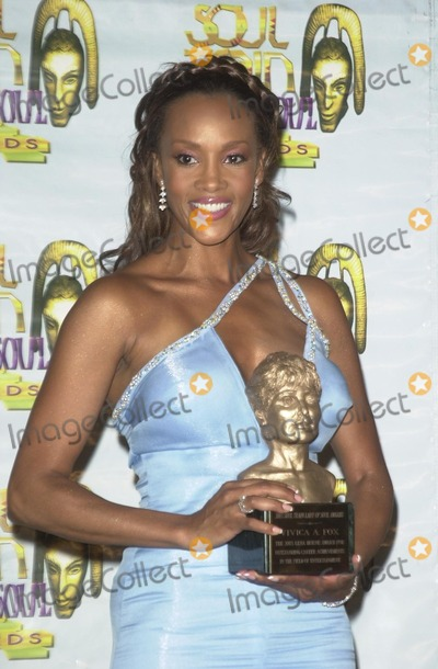 Vivica A. Fox, Vivica A Fox, Train Photo - Vivica A. Fox at the 9th Annual Soul Train Lady of Soul Awards Press Room, Pasadena Civic Auditorium, Pasadena, CA 08-23-03
