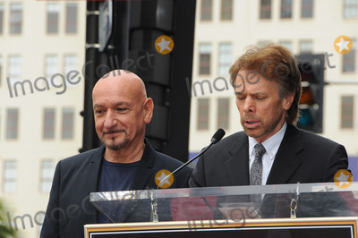 Ben Kingsley, Jerry Bruckheimer Photo - Sir Ben Kingsley, Jerry Bruckheimer