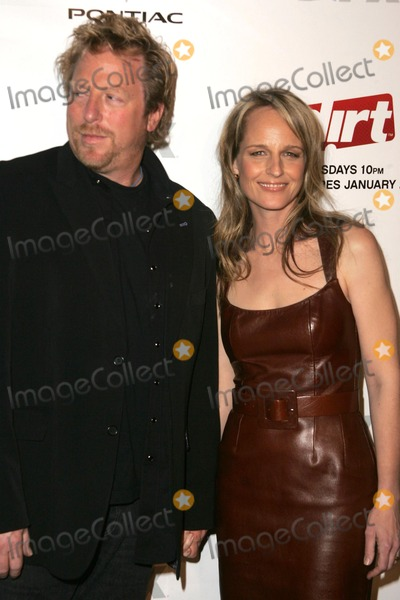 Helen Hunt, Matthew Carnahan Photo - Matthew Carnahan and Helen Hunt