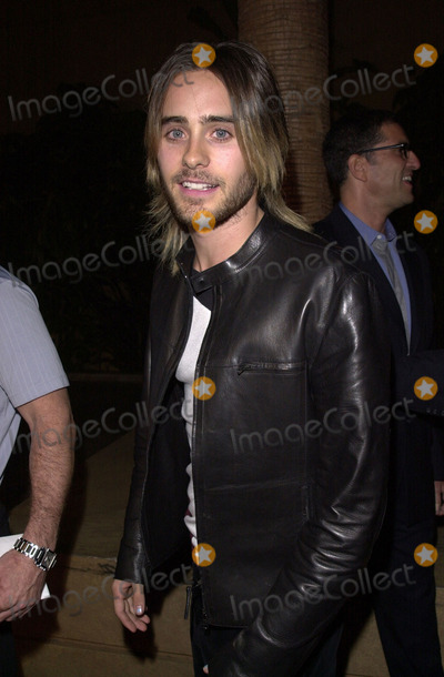 """Jared Leto Photo -  Jared Leto at the premiere of Artisan Entertainment's """"Requiem For A Dream"""" in Hollywood, 10-16-00"""