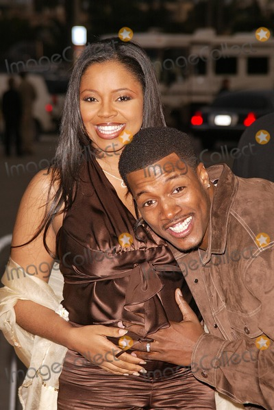 Shanice Wilson, Flex Alexander, Flex, Shanice Photo - Shanice Wilson and Flex Alexander at the 2003 Vibe Awards, Santa Monica Civic Auditorium, Santa Monica, CA 11-20-03