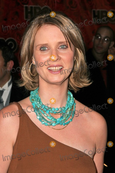 Cynthia Nixon Photo - Cynthia Nixon at the HBO Emmy Party, Pacific Design Center, West Hollywood, CA 09-19-04