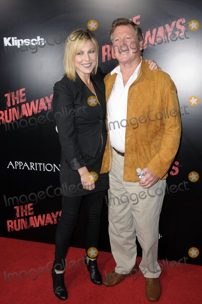 Ryan O'Neal, Tatum O'Neal, Tatum O�Neal, Runaways, The Runaways, TATUM ONEAL Photo - Tatum O'Neal and Ryan O'Neal