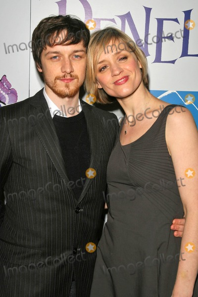 Anne Marie, Anne Marie Duff, Anne-Marie Duff, Ann Marie Photo - James McAvoy and Anne-Marie Duff