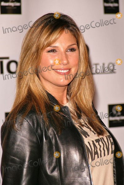 Daisy Fuentes, Christian Audigier Photo - Daisy Fuentes at Von Dutch Originals clothing designer Christian Audigier's Birthday Celebration at a private residence in Hollywood, CA. 05-21-04