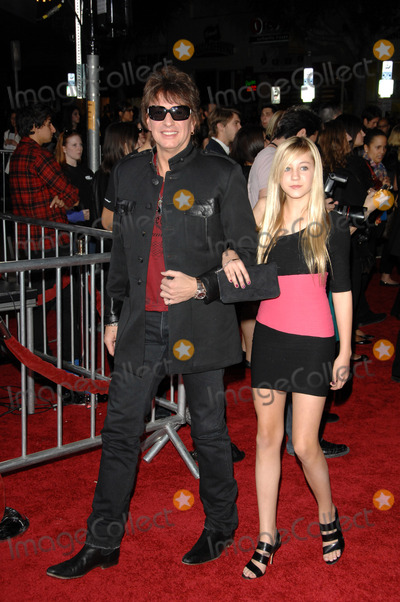 Richie Sambora Photo - Richie Sambora and Daughter Ava