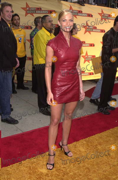 Jaime Pressly Photo -  Jaime Pressly at the 2001 MTV Movie Awards, Shrine Auditorium, Los Angeles, 06-02-01