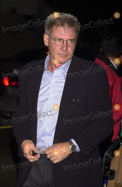Harrison Ford Photo - Harrison Ford at the reception and exhibit celebrating photographer Timothy White, Fahey Klein Gallery, Hollywood, 11-13-01