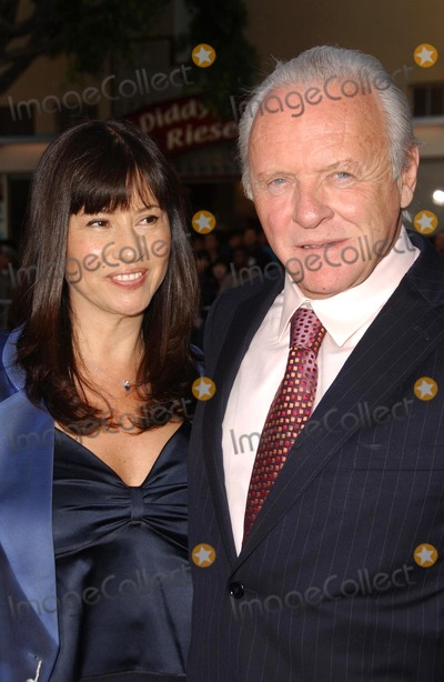 Anthony Hopkins, Stella Arroyave Photo - Stella Arroyave and Anthony Hopkins