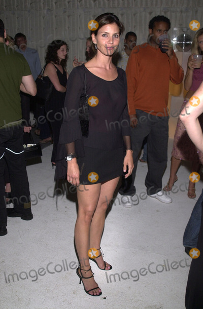 Charisma Carpenter Photo -  Charisma Carpenter at the GAP Party to celebrate their new marketing campaign, Quixote Studios, Hollywood,  08-23-01