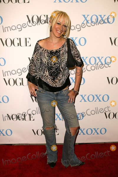 Haylie Duff Photo - Haylie Duff at a party thrown by Vogue and XOXO to introduce the XOXO Spring 2004 Collection, Concorde, Hollywood, CA 10-13-03