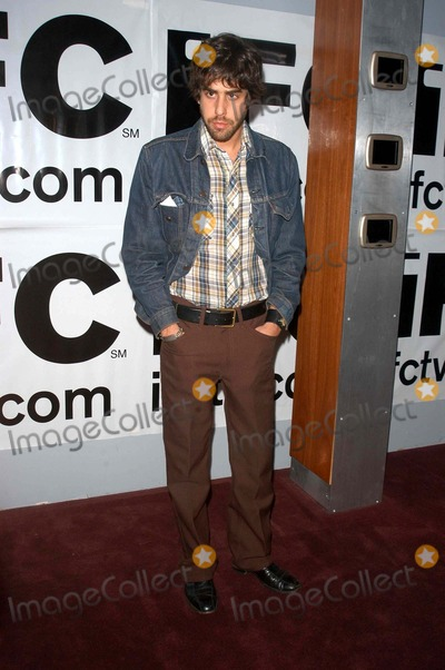 "Adam Goldberg Photo - Adam Goldberg at the premiere of ""Running With The Bulls"" at Cinescape, Hollywood, CA 04-08-03"