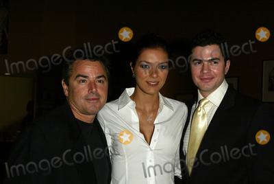Adrianne Curry, Christopher Knight Photo - Christopher Knight with Adrianne Curry and Will Kirvy