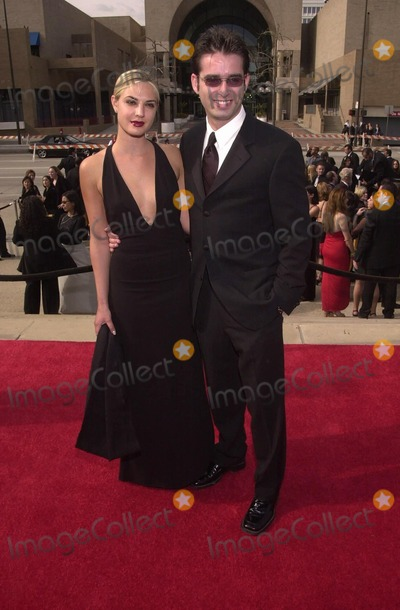 Bruno Campos Photo -  Bruno Campos and wife Carina at the 2000 Alma Awards, in Pasadena, 04-16-00