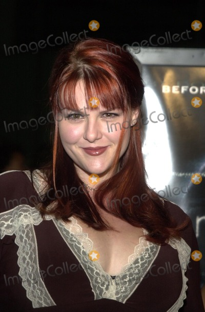 "Sara Rue Photo - Sara Rue at the premiere of Dreamwork's ""The Ring"" as part of the Hollywood Film Festival's Opening Night, Arclight, Hollywood, CA 10-02-02"
