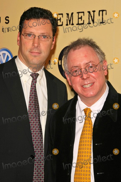 Andrew Karpen, James Schamus Photo - Andrew Karpen and James Schamus