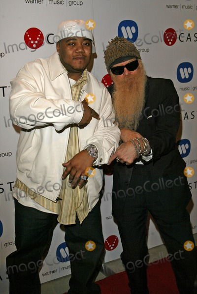 Twista, Billy Gibbons Photo - Twista and Billy Gibbons at the Warner Music Group's Post-Grammy Party, Pacifif Design Center, West Hollywood, CA 02-13-05
