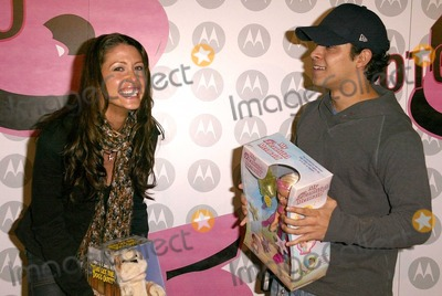 Shannon Elizabeth, Wilmer Valderrama Photo - Shannon Elizabeth and Wilmer Valderrama at Motorola's 5th Anniversary Party for Toys for Tots, Private Location, Culver City, CA 12-05-03