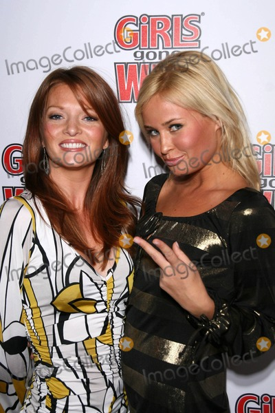 Photo - Kristen Luman and Amber Head