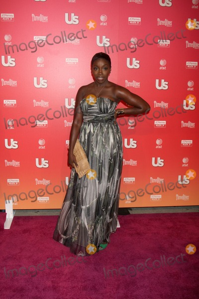 Estelle, The Used Photo - Singer Estelle   arriving at the US Weekly Hot Hollywood Party at MyHouse Club in 