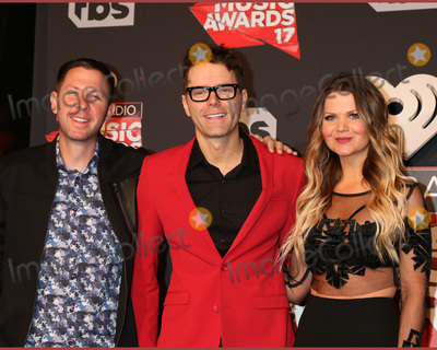 Amy Brown, Bobby Bones Photo - LOS ANGELES - MAR 5:  Lunchbox, Bobby Bones, Amy Brown at the 2017 iHeart Music Awards at Forum on March 5, 2017 in Los Angeles, CA