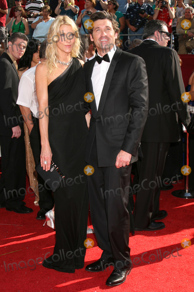 Patrick Dempsey Photo - Patrick Dempsey and wife