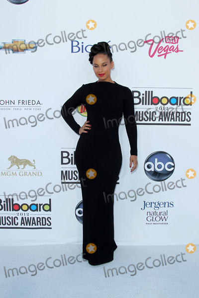 Alicia Keys Photo - LAS VEGAS - MAY 20:  Alicia Keys arrives at the 2012 Billboard Awards at MGM Garden Arena on May 20, 2012 in Las Vegas, NV