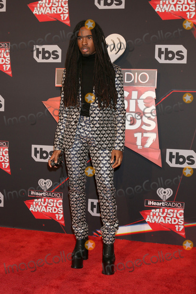 Photo - LOS ANGELES - MAR 5:  Ruba Wilson at the 2017 iHeart Music Awards at Forum on March 5, 2017 in Los Angeles, CA
