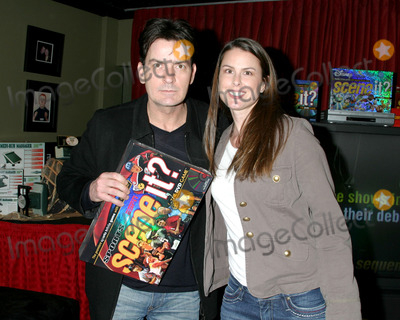 Charlie Sheen, FRIARS CLUB Photo - Charlie Sheen
