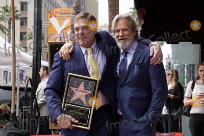 Photo - LOS ANGELES - MAR 10:  John Goodman, Jeff Bridges at the John Goodman Walk of Fame Star Ceremony on the Hollywood Walk of Fame on March 10, 2017 in Los Angeles, CA