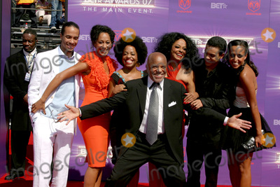Berry Gordy, Diana Ross Photo - Diana Ross & Family, with Berry Gordy (Father of Rhonda Ross)