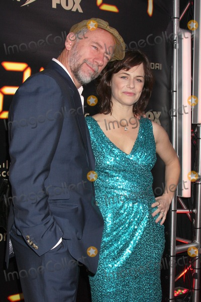 Sarah Clarke, Xander Berkeley, Sarah Clark Photo - Xander Berkeley & Sarah Clarke