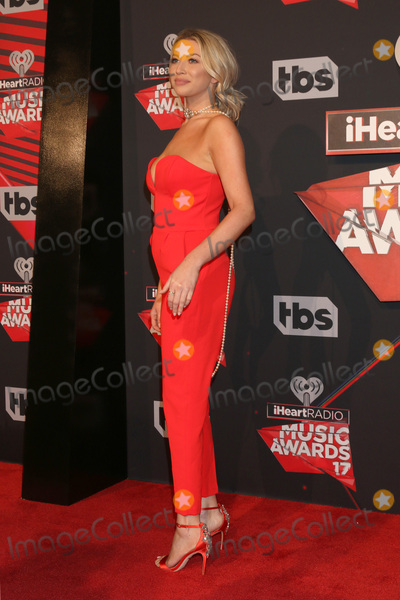 Photo - LOS ANGELES - MAR 5:  Stassi Schroeder at the 2017 iHeart Music Awards at Forum on March 5, 2017 in Los Angeles, CA