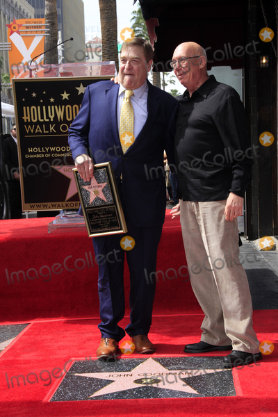 Dann Florek, John Goodman Photo - LOS ANGELES - MAR 10:  John Goodman, Dann Florek at the John Goodman Walk of Fame Star Ceremony on the Hollywood Walk of Fame on March 10, 2017 in Los Angeles, CA