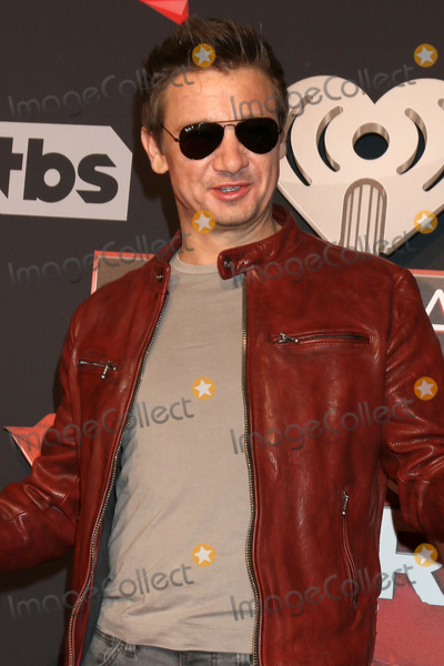 Photo - LOS ANGELES - MAR 5:  Jeremy Renner at the 2017 iHeart Music Awards at Forum on March 5, 2017 in Los Angeles, CA